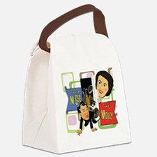 Fibber McGee And Molly Canvas Lunch Bag