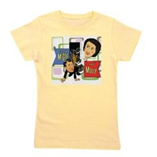 Fibber McGee And Molly Girl's Tee