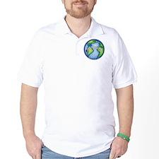global 2 T-Shirt