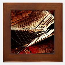 mysteryillustration Framed Tile