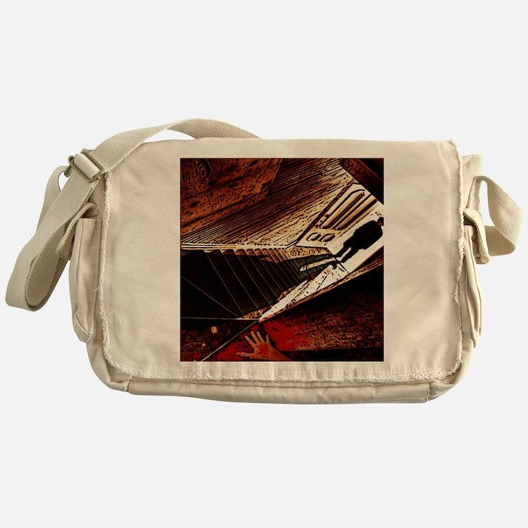 mysteryillustration Messenger Bag