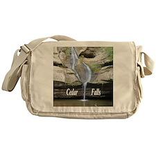 Cedar Falls Ohio Messenger Bag