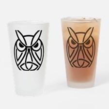 Conor Byrne Owl 2 Drinking Glass