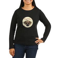 Puggle mom circle T-Shirt