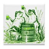 Frog Drink Coasters