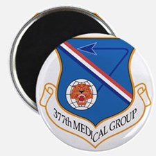 377th Medical Group Magnet