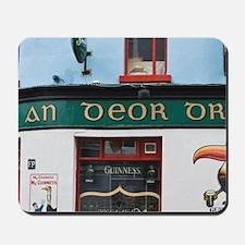 Ireland, Galway City. Exterior of The De Mousepad