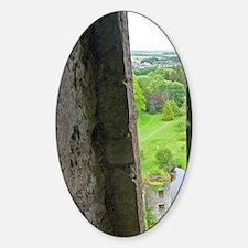 Ireland. The infamous Blarney Castl Decal
