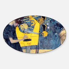 Bags Klimt Music Decal