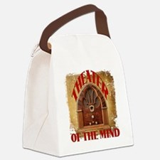 Theater Of The Mind Canvas Lunch Bag