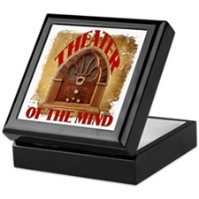 Theater Of The Mind Keepsake Box