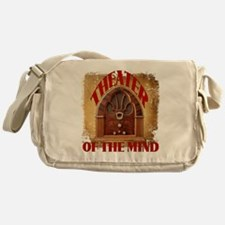Theater Of The Mind Messenger Bag