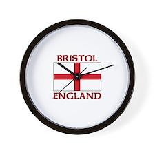 Unique Bristol uk Wall Clock