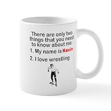 Two Things Wrestling Mugs