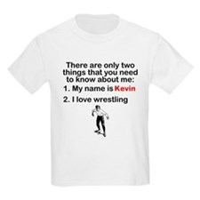 Two Things Wrestling T-Shirt
