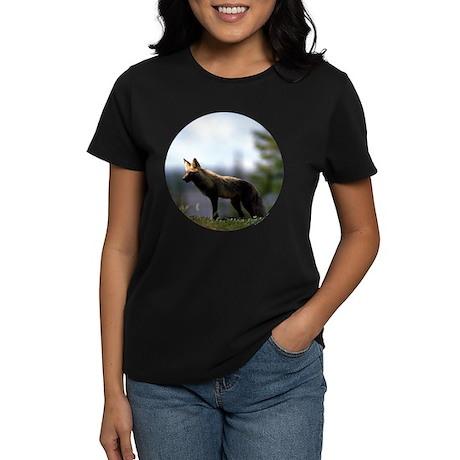 Cross Fox Women's Dark T-Shirt