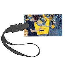 Coin Klimt Music Luggage Tag