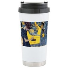 Coin Klimt Music Thermos Mug