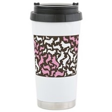 corgiswirl_pink Travel Mug