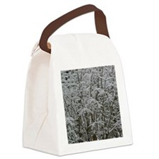 january Canvas Lunch Bag