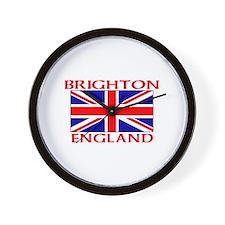 Funny Bristol uk Wall Clock