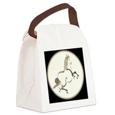 horse_2 Canvas Lunch Bag