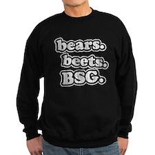 bearsbeets_dark Jumper Sweater