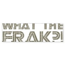 frak Bumper Sticker