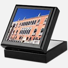 Europe, Italy, Venice. Hotel Danieli, Keepsake Box