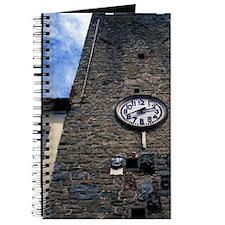 Radda. Palazzo Pretorio Clock Towernti, Ra Journal