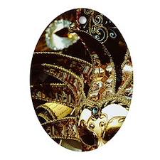 Europe, Italy, Venice, San Marco. Ve Oval Ornament