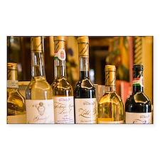 Custom Wine Bottles at Gundel  Decal