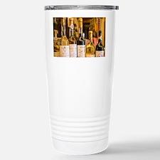 Custom Wine Bottles at Gundel M Travel Mug