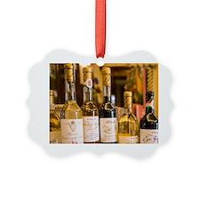 Custom Wine Bottles at Gundel Mos Ornament