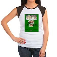 2011 Cover copy Women's Cap Sleeve T-Shirt