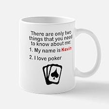 Two Things Poker Mugs