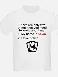 Two Things Poker T-Shirt
