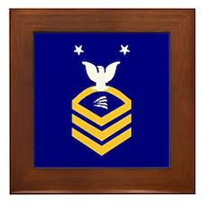 USCG Reserve TCCM<BR> Framed Tile