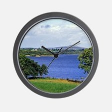 Is one of the largest lakes in Northern Wall Clock
