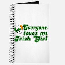 Everyone loves an Irish Girl Journal