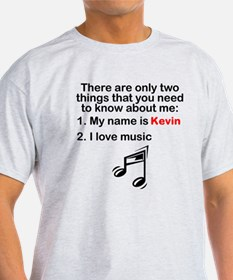 Two Things Music T-Shirt