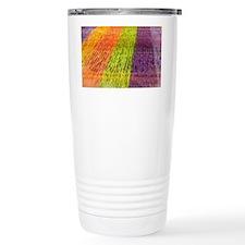 County Wicklow. Colorful Wool Y Travel Mug