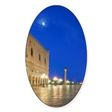 St. Mark's Square (Piazza San Marco Decal