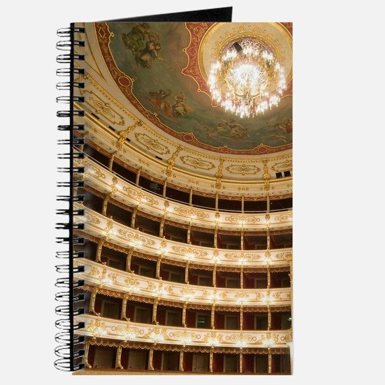 Teatro Regio, Parma, Emilia-Romagna, Italy Journal