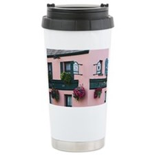 Ireland, Barna. Exterior of Don Travel Mug