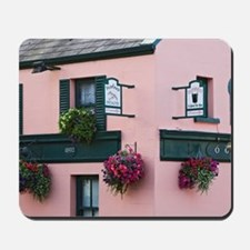 Ireland, Barna. Exterior of Donnelly's B Mousepad