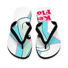 883999994Keep On Flossing Flip Flops