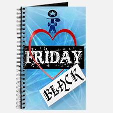 I Love Black Friday PosterP Journal