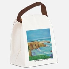 Springtime at the Childrens Cove  Canvas Lunch Bag