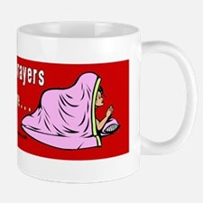 prayers_bumper Mug